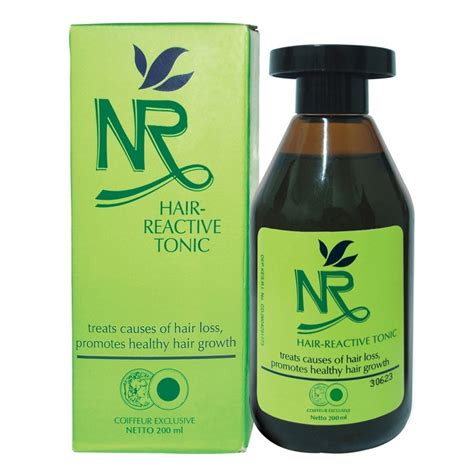 nr hair reactive tonic 200ml lensza