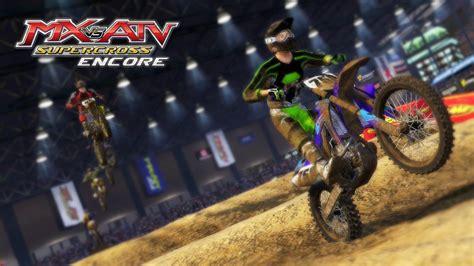 motocross vs nordic games rainbow studios release mx vs atv