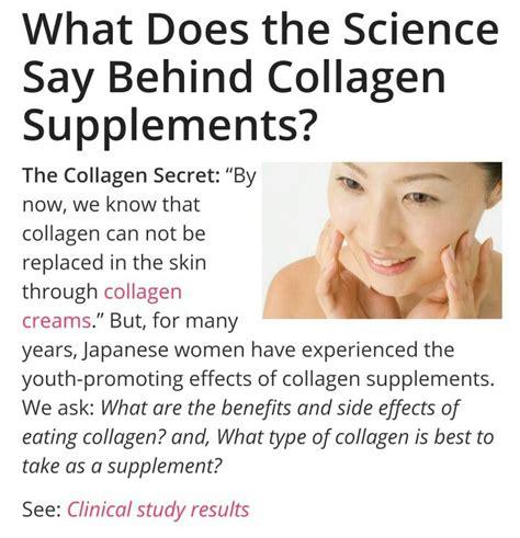 b supplements side effects collagen http amino collagen collagen benefits