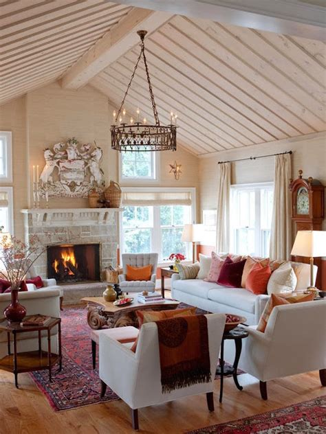 homey farmhouse living room designs  steal interior god