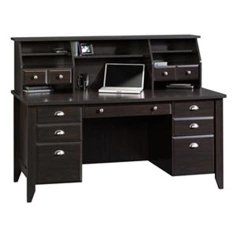 Office Desk Jackson Ms Sauder Shoal Creek Executive Office Desk Miskelly