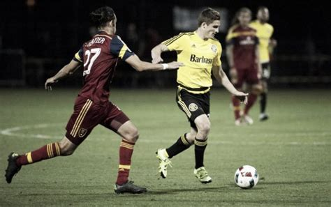 real salt lake vs columbus crew sc 07 columbus crew sc real salt lake live updates and commentary of major league soccer 2016 4 3