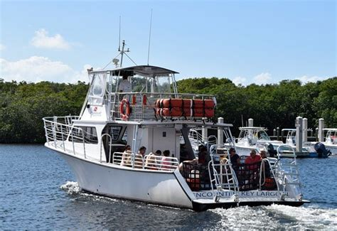 glass bottom boat tours ta florida john pennek coral reef state park cgrounds key