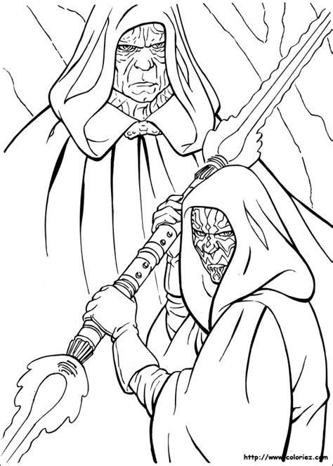 coloring pages darth maul free coloring pages of ausmalbilder darth maul