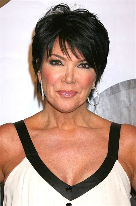 trend hairstyles 2015 new kris kardashian haircut trendy summer short haircut for women over 50 dark pixie with