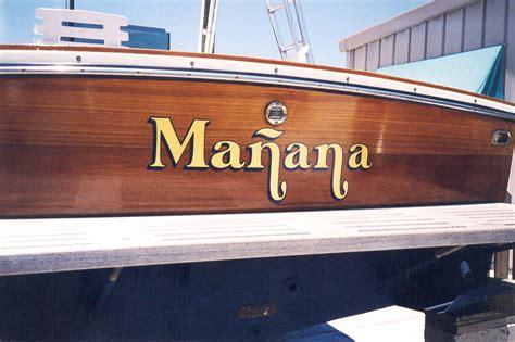 boat lettering sarasota king signs custom boat lettering serving sarasota fl