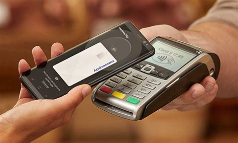 samsung pay rolls out to hsbc direct and m s bank daily mail