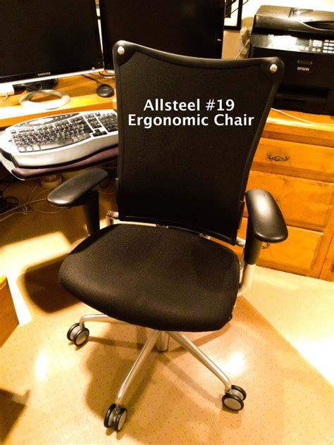 Allsteel Office Chair 19 by This Is How I Work