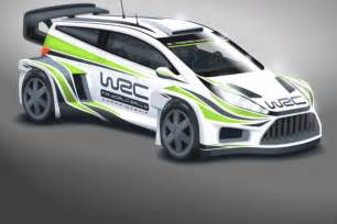 new looking cars new look for wrc cars in 2017 by car magazine