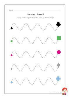 tracing lines preschool worksheets google search a tracing lines preschool worksheets google search