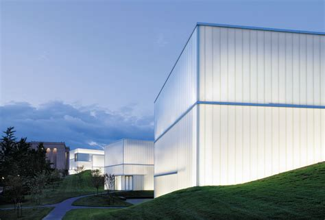 Stephen Wall Design Architecture by Steven Holl Architects To Design Arts Buildings 2 4 2008