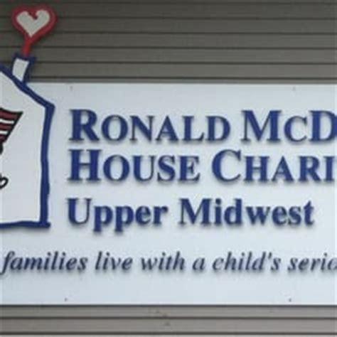 ronald mcdonald house mn ronald mcdonald house community service non profit university minneapolis mn