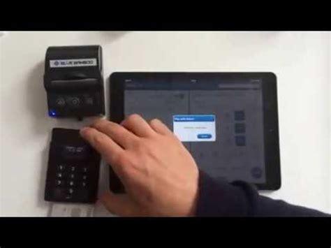 Printer Bluetooth Bluebamboo P25i blue bamboo p25i printer with adyen payments revel systems pos