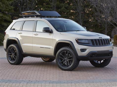 Jeep Grand Trail Fotos De Jeep Grand Trail Warrior Concept 2014