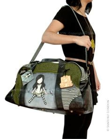 Slingbag Bag Tas L E A F By Nvgtr gorjuss wool sling bag the runaway santoro suzanne