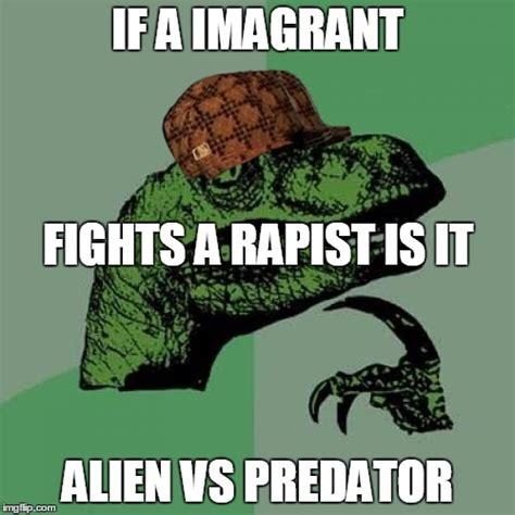 Meme Vs Meme - philosoraptor meme imgflip