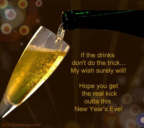 A Great New Year's Eve  Free New Year's Eve eCards