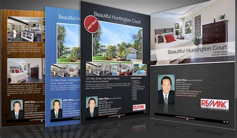 real estate open house template brochure templates for mac mac real estate flyer templates for open house brochures