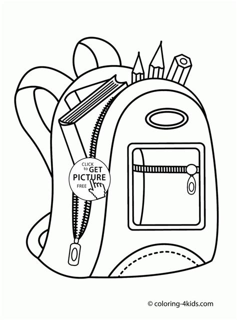 school coloring page 1000 ideas about school coloring pages on