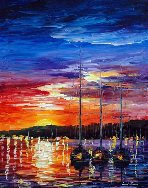 paint nite canvas size arrives palette knife painting on canvas by