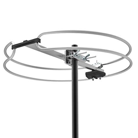 best 1byone outdoor radio antenna high gain omnidirectional fm reception antenna with