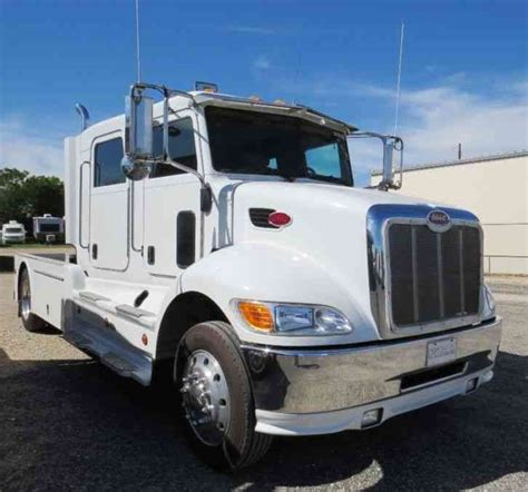 peterbilt 2007 sleeper semi trucks