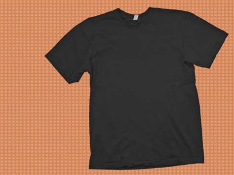 Collection Of Free Photoshop Psd T Shirt Mockup Templates Designfreebies T Shirt Mockup Template