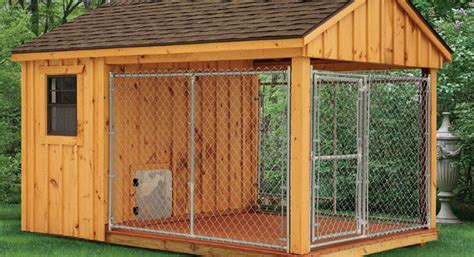 choosing outdoor dog kennel home pet care amish dog kennels for sale in nj b l woodworking