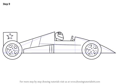 learn how to draw f1 car sports cars step by step learn how to draw a racing car for sports cars step