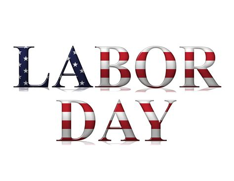Our Labor Of by Pacific Legacy Will Be Closed In Observance Of Labor Day