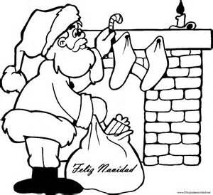 dibujos de navidad pap noel gracioso para colorear dibujos de navidad pap 225 noel feliz navidad para colorear