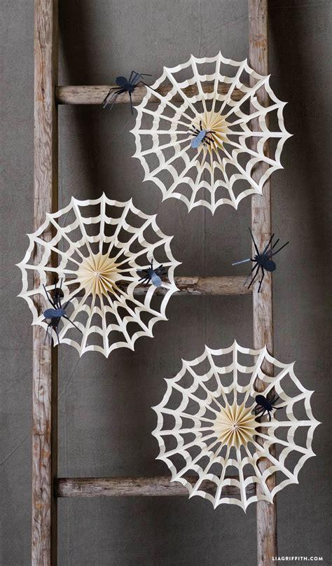 decorations spider web accordion spider web decorations lia griffith