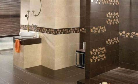Ideas For Bathroom Tiles On Walls with 30 Bathroom Tiles Ideas Deshouse