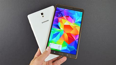 samsung galaxy tab s 8 4 quot unboxing review