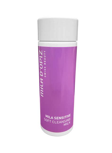 Mila D Opiz Sensitive Soft Cleansing Foam mila sensitive soft cleansing milk 200ml swiss musk collection the of swiss perfume