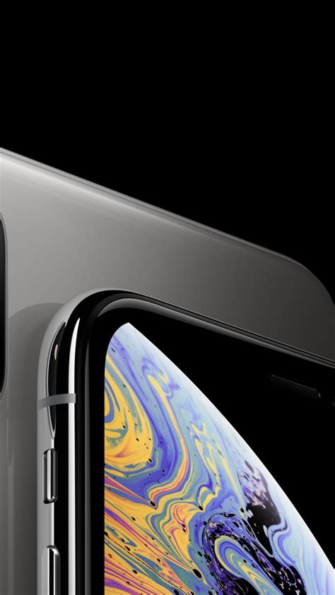 wallpaper iphone xs iphone xs max silver smartphone  apple september  event  tech