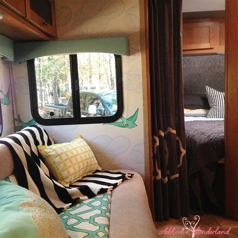 renovating our 5th wheel cer a diy follow the high our cer renovation addison s wonderland