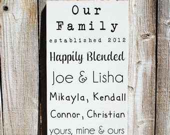 Wedding Quotes With Family by Blended Family Quotes And Sayings Quotesgram