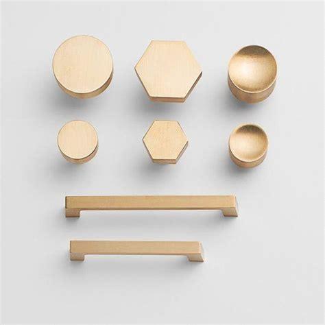 Modern Bathroom Knobs 25 Best Ideas About Brass Cabinet Hardware On
