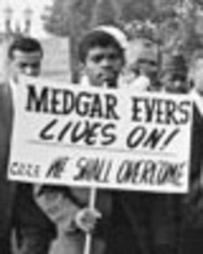 Myrlie Evers-Williams on the 45th Anniversary of the