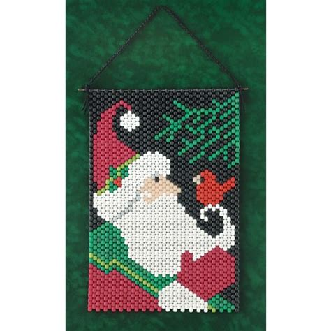 christmas tree pony bead pattern 2252 best images about beaded christmas ornaments on