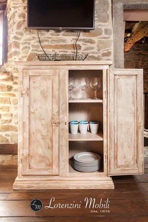 cucina soggiorno  stile provenzale lorenzini mobili