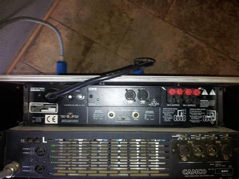 Power Lifier Crown 3600 crown vz 3600 image 602806 audiofanzine