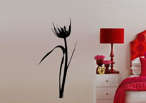 tulip wall stickers x pink tulip flowers wall stickers adhesive wall sticker