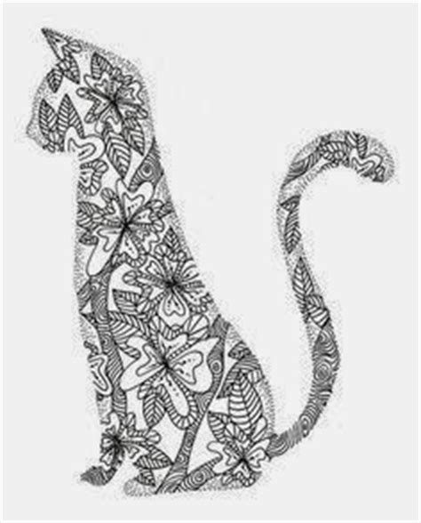 abstract cat coloring pages coloring pages abstract coloring pages free and printable