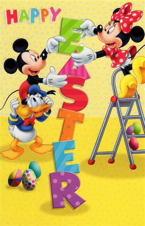 How To Get Disney Gift Cards Cheap - disney mickey minnie happy easter greeting card cards love kates