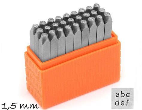 Buchstaben Aufkleber 5mm by Beadbox Auf Dawanda Goes Perlen Und Papier 1 Set