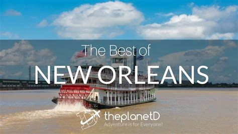 7 things to do in new orleans louisiana travel vlog theplanetd