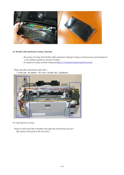 service canon canon mp510 service manual