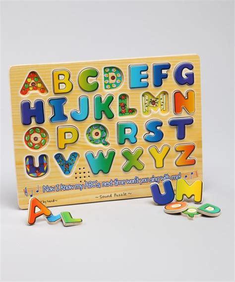 Sound Puzzle Doug alphabet sound puzzle doug kid stuff